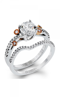 Zeghani Vintage Vixen Engagement ring ZR1337 product image