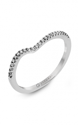 Zeghani Vintage Vixen Wedding Band ZR1337 product image