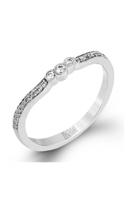 Zeghani Vintage Vixen Wedding Band ZR1336 product image