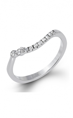 Zeghani Refined Rebel Wedding band ZR1315 product image