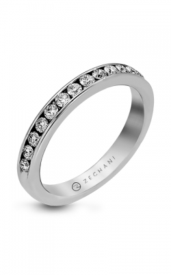 Zeghani Delicate Diva Wedding Band ZR13 product image