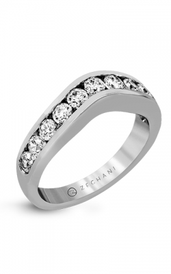 Zeghani Delicate Diva Wedding band ZR1142 product image