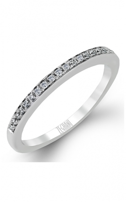Zeghani Vintage Vixen Wedding band ZR116 product image