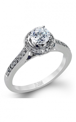 Zeghani Vintage Vixen Engagement Ring ZR116 product image