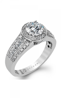 Zeghani Blindingly Beautiful Engagement Ring ZR1160 product image