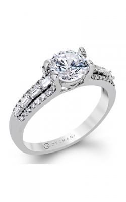 Zeghani Blindingly Beautiful Engagement Ring ZR1162 product image