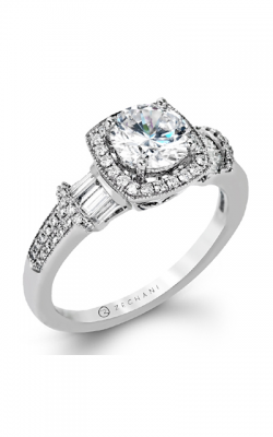 Zeghani Vintage Vixen Engagement Ring ZR1163 product image