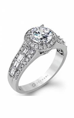 Zeghani Blindingly Beautiful Engagement Ring ZR1169 product image