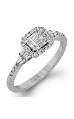 Zeghani Vintage Vixen Engagement ring ZR1171 product image