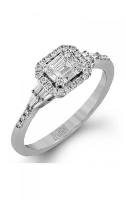 Zeghani Vintage Vixen Engagement Ring ZR1171 product image