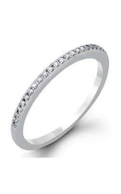 Zeghani Classic Beauty Wedding Band ZR117 product image