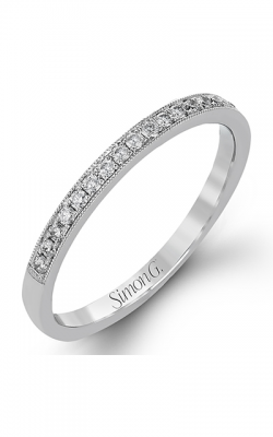 Zeghani Classic Beauty Wedding Band ZR1185 product image