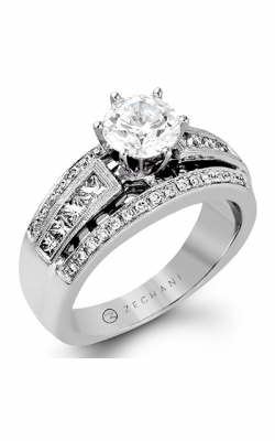 Zeghani Vintage Vixen Engagement Ring ZR119 product image