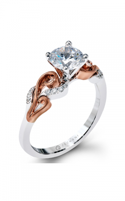 Zeghani Nature Lover Engagement Ring ZR1197 product image