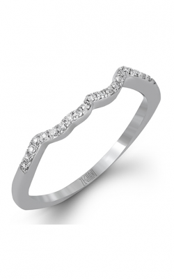 Zeghani Nature Lover Wedding Band ZR1198 product image