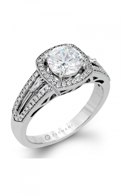 Zeghani Vintage Vixen Engagement ring ZR1205 product image