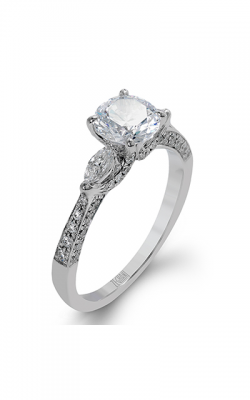 Zeghani Vintage Vixen Engagement Ring ZR1228 product image