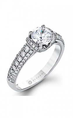 Zeghani Blindingly Beautiful Engagement Ring ZR1229 product image