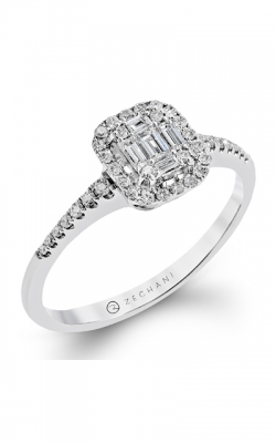 Zeghani Vintage Vixen Engagement Ring ZR1230 product image