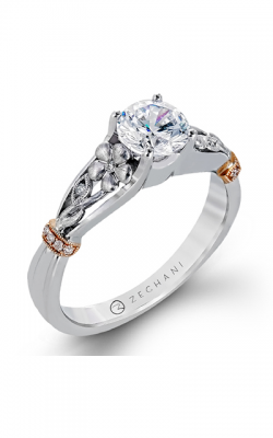 Zeghani Nature Lover Engagement Ring ZR1237 product image
