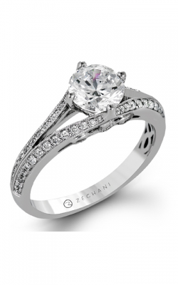 Zeghani Vintage Vixen Engagement Ring ZR1247 product image