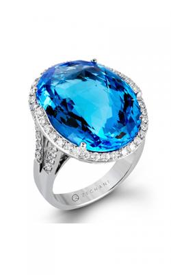 Zeghani Blindingly Beautiful Fashion Ring ZR1252 product image