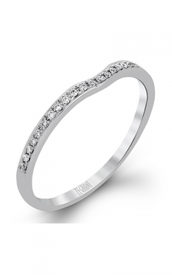 Zeghani Blindingly Beautiful Wedding band ZR1223 product image