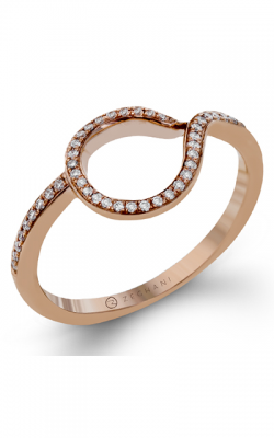Zeghani Refined Rebel Wedding band ZR1231 product image