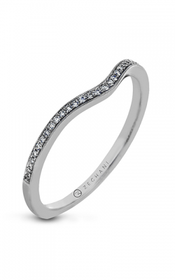 Zeghani Vintage Vixen Wedding Band ZR1247 product image