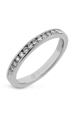Zeghani Delicate Diva Wedding band ZR12 product image