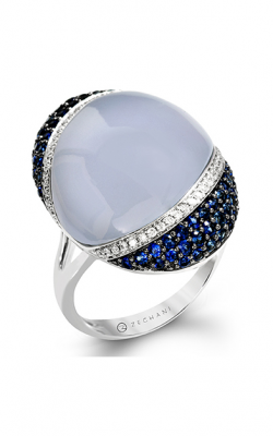 Zeghani Refined Rebel Fashion Ring ZR1296 product image