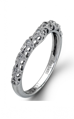 Zeghani Nature Lover Wedding Band ZR915 product image