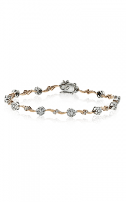 Zeghani Delicate Diva Bracelet ZB259 product image