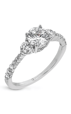 Zeghani Classic Beauty  Engagement ring ZR30SPER product image