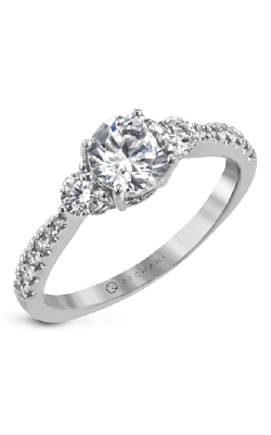 Zeghani Classic Beauty  Engagement ring ZR30PRER product image