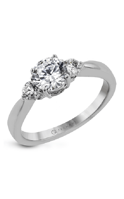 Zeghani Classic Beauty  Engagement Ring ZR30NDER product image