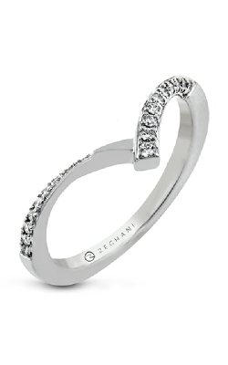 Zeghani Classic Beauty Wedding band ZR2170 product image