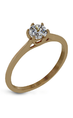 Zeghani Nature Lover Engagement ring ZR1727 product image