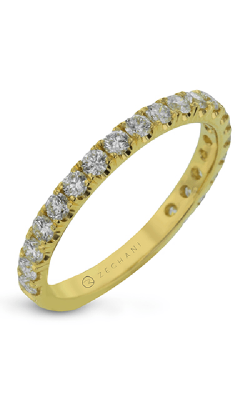 Zeghani Delicate Diva Wedding band ZR1563 product image