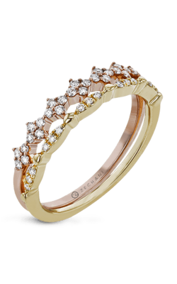 Zeghani Vintage Vixen Fashion Ring ZR1482 product image