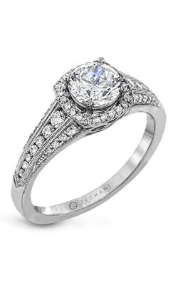 Zeghani Vintage Vixen Engagement ring ZR1475 product image