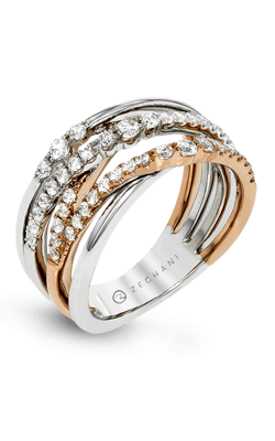 Zeghani Refined Rebel Fashion ring ZR1467 product image