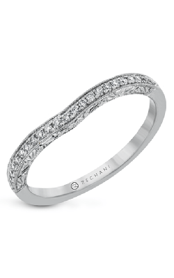 Zeghani Vintage Vixen Wedding Band ZR1383 product image