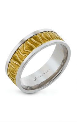 Zeghani Men's Wedding Bands Wedding band ZM107 product image