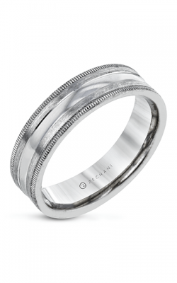 Zeghani Men's Wedding Bands Wedding band ZM108 product image
