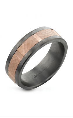 Zeghani Men's Wedding Bands Wedding Band ZM114 product image