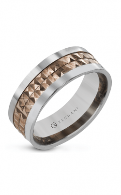 Zeghani Men's Wedding Bands Wedding band ZM100 product image