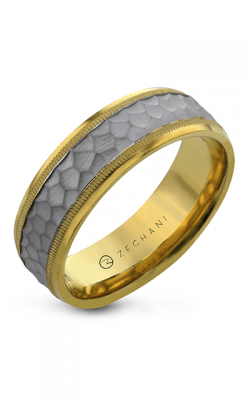 Zeghani Men's Wedding Bands Wedding band ZM101 product image