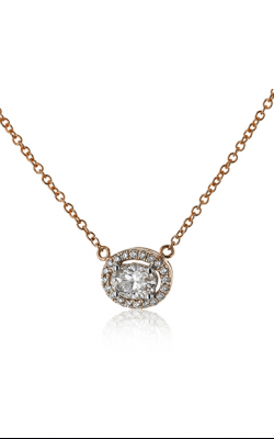 Zeghani Classic Beauty Necklace ZP990-R product image