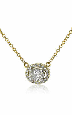 Zeghani Classic Beauty Necklace ZP990-Y product image